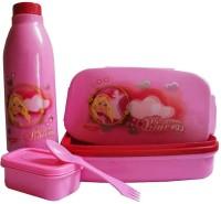 Rishabh Gorgious Princess Fresh & Tasty Lunch Box School Set