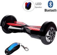 1 Crazy Designer 1 Crazy Designer Hoverboard Segway Balance Weel Scooter - H-8.5-BLACK Electric Scooter (Black)