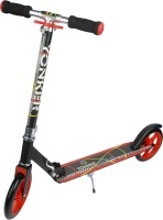 Yonker YONKER Heavy Metallic Big Size 2 Wheel Height Adjustable Scooter (Heavy Duty) - YS1004 (RED) - SENIOR SIZE PUSH SCOOTER SENIOR Scooter (RED)