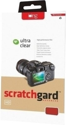 Scratchgard Screen Guard for Sony HDR PJ380E Handycam Screen Guard