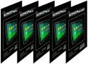 Screenward Pack Of 5 SWMAT54 Anti Glare Screen Protector For New Google Nexus 7 FHD Tablet 2nd Gen