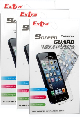 Extra Clear Protector  EXCSPMMA116P3 Screen Guard for Micromax Canvas HD A116 Pack of 3 available at Flipkart for Rs.285