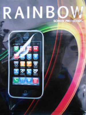 Rainbow Superfone Canvas A100 Screen Guard for Micromax Superfone Canvas A100 available at Flipkart for Rs.29