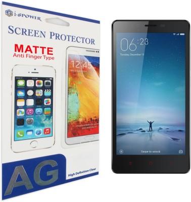 Si-Spower ISPAFPREDNP Matte Screen Guard for Xiaomi Redmi Note Prime
