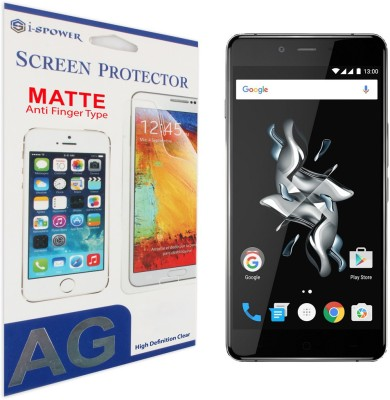 Si-Spower ISPAFPOPX Matte Screen Guard for OnePlus X