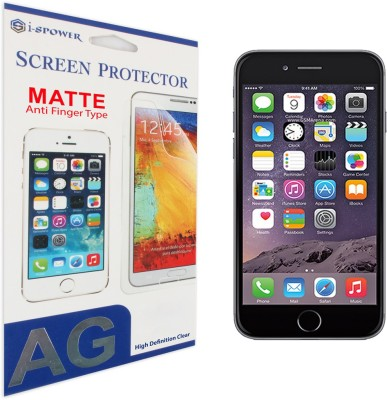 Si-Spower ISPAFPIPH6PL Matte Screen Guard for iPhone 6plus