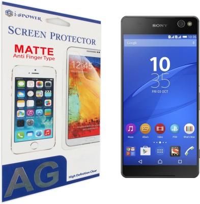 Si-Spower ISPAFPSXPC5 Matte Screen Guard for Sony Xperia C5