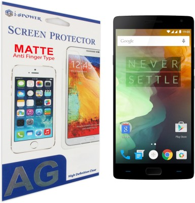 Si-Spower ISPAFPOP2 Matte Screen Guard for OnePlus 2
