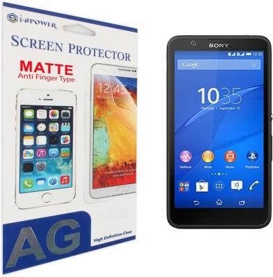 Si-Spower ISPAFPSXPE4 Matte Screen Guard for Sony Xperia E4