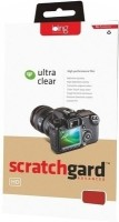 Scratchgard Screen Guard for Canon - IXUS 105iS Screen Guard