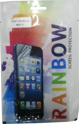 Buy Rainbow Sony ericsson - Neo V Screen Guard for Sony Ericsson - Neo V MT11: Screen Guard