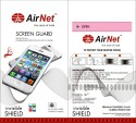 Airnet MC-A110 (2) Scratch And Dust Resistant Screen Guard For Micromax Canvas A110 (2)