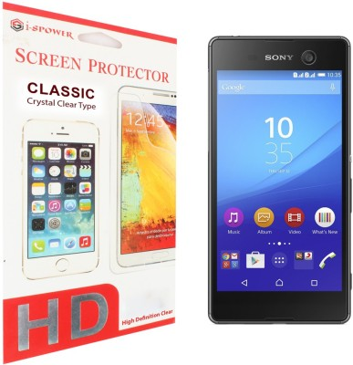 Si-Spower ISPCC SXPM5 Screen Guard for Sony Xperia M5