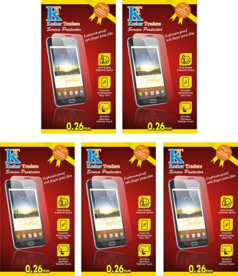 Kosher Traders kost-4733 S5 Screen Guard for Micromax Bolt Q336