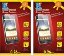Kosher Traders Kost-2127 2 Matte Finish Screen Guard For Micromax Canvas Spark Q380