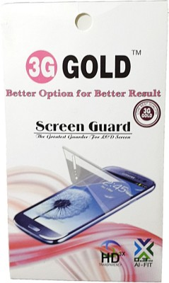 3G-Gold-Micromax-Bling-3-A86--Clear-Screen-Guard-for-Micromax-Bling-3-A86