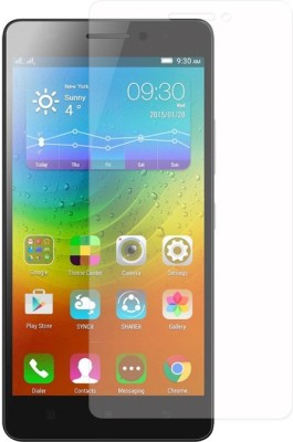Mobicrafft Clear Screen Guard for Lenovo A7000