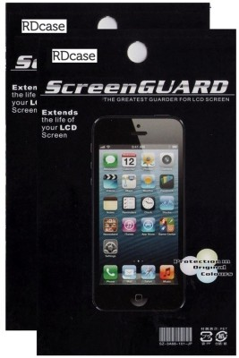 Rdcase Pack of 2 Screen Guards for Micromax Canvas Spark Q380 Screen Guard for Micromax Canvas Spark Q380