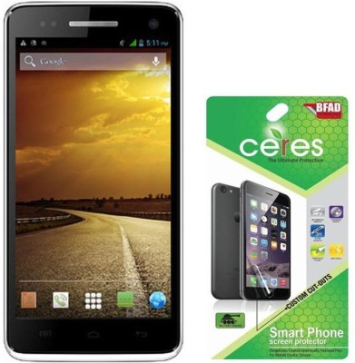 Ceres A333 Three Clear Screen Guard for MicroMax Canvas 2 Colors A120