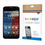 Rainbow Screen Guard for Motorola Moto X