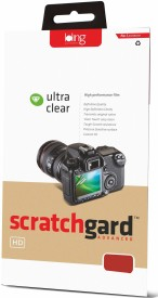 Scratchgard 8903746044807 Screen Guard for Sony SLT A77