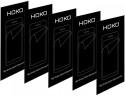 HOKO SL04T135 Pack Of 5 Crystal Clear Screen Guard For Blackberry Z3