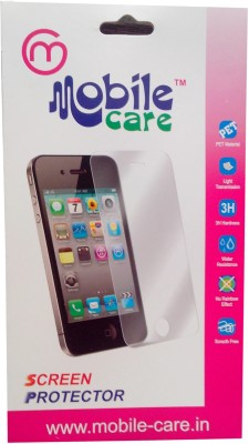 Mobile Care IC157 Screen Guard for Spice Smart Flo Space Mi 354 available at Flipkart for Rs.99