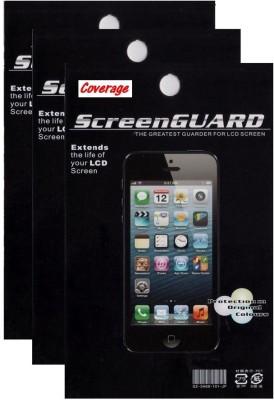 Coverage Matte Pack of 3 Screen Protectors for Asus Zenfone Go ZC500TG Screen Guard for Asus Zenfone Go ZC500TG