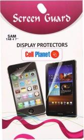 Mudshi High Quality Screen Guard for Samsung Galaxy Tab 4 7.0 T 231