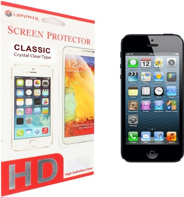Si-Spower ISPCCIPH5 Screen Guard for iPhone 5