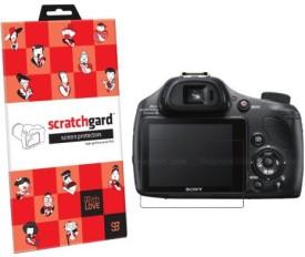 Scratchgard Original Ultra Clear - HX Screen Guard for Sony CS DSC HX400v
