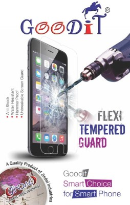 GooDiT Flexi Tempered Guard For Micromax Canvas Selfie 2 Q340 Smart Screen Guard for Micromax Canvas Selfie 2 Q340