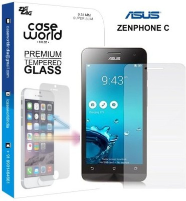 Case World TGZC Tempered Glass for Asus Zenfone C