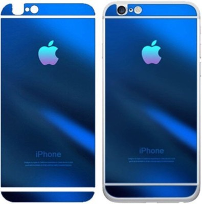 Go Crazzy Electroplated Mirror Front + Back Tempered Glass Screen Protector for iphone 6 4.7 inch FF1947 Tempered Glass for Apple iphone 6 4.7 inch