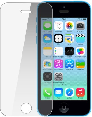 Habricate Pro-X7 Tempered Glass for Apple Iphone 5c
