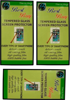 Best Buy SG2 Scratch Proof Pack Of 3 Tempered Glass for One Plus X