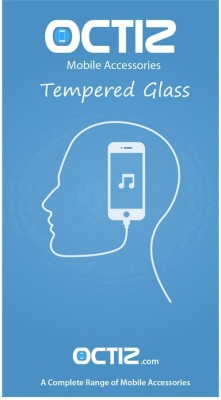 Octiz IPHN5 Tempered Glass for Apple iPhone 5