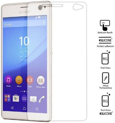 Fox Sony xperia C4 Tempered Glass for Sony xperia C4