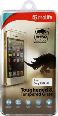 Molife TG50 Tempered Glass for Sony Z5 DUAL