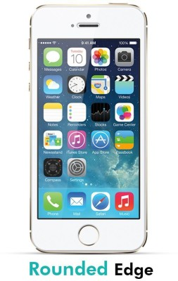 Isapee 56-A Tempered Glass for Apple Iphone 5/5s