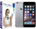 Cellbell CBMBASPGC1006 Tempered Glass For IPhone 6 Front Back Panels