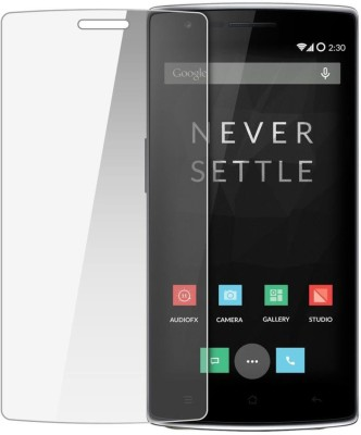 Prateek Exports UFC1TMP13 Tempered Glass for one plus two