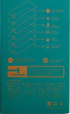 MyTech WhiteLilly SG224 Screen Guard for Nokia Asha 503