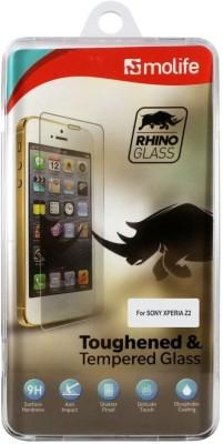 Molife M-Sltgr-Soxperia Z 2(Ean Code-8904130519154) Mirror Screen Guard for Sony Xperia Z 2