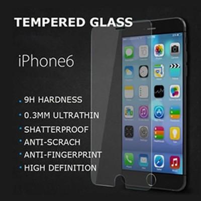 SHOPMAFIA SI6SM-01 Tempered Glass for Apple iPhone 6/ iPhone 6S