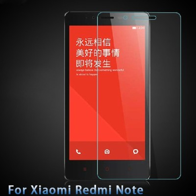 Blaze XRN Tempered Glass for Xiaomi Redmi Note