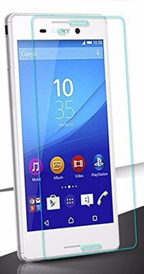 Sun Mobisys M4_Glass_Clr Tempered Glass for Sony Xperia M4