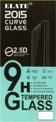 Elate 9Temp0217 Tempered Glass for Micromax Q348 Selfie 3