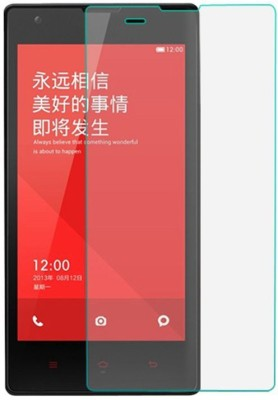 Mdj Red Mi 1s Tempered Glass for Red Mi 1s