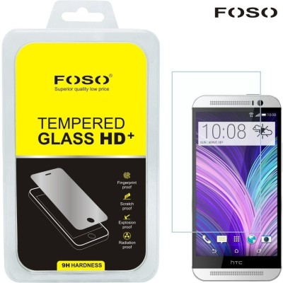 FOSO HTC M8 Tempered Glass for HTC M8